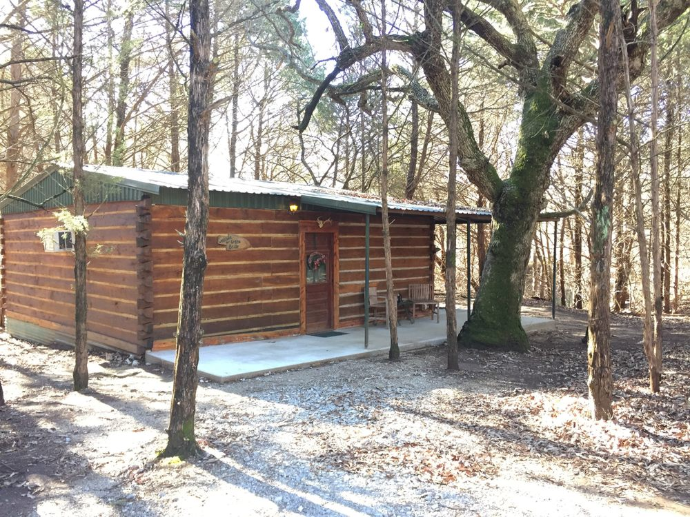 River Of Love Cabins LLC: Thackerville, OK
