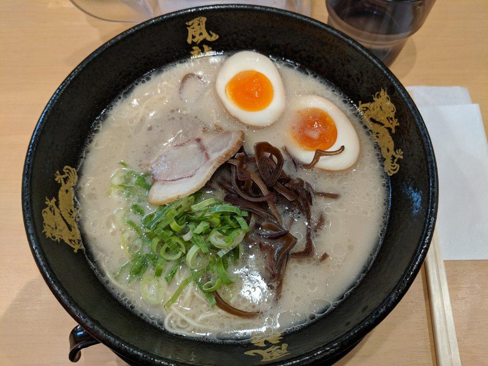 TONKOTSU RAMEN HAKATA FURYU Akihabara So Honten