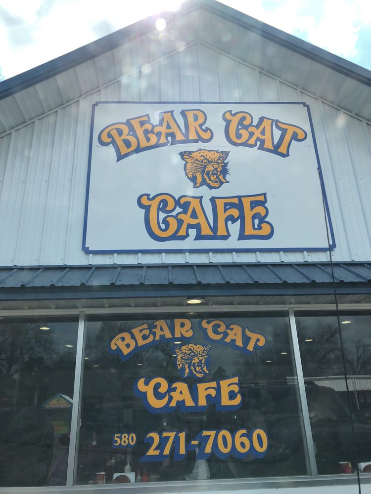 Bearcat Cafe: 816 E Main St, Antlers, OK
