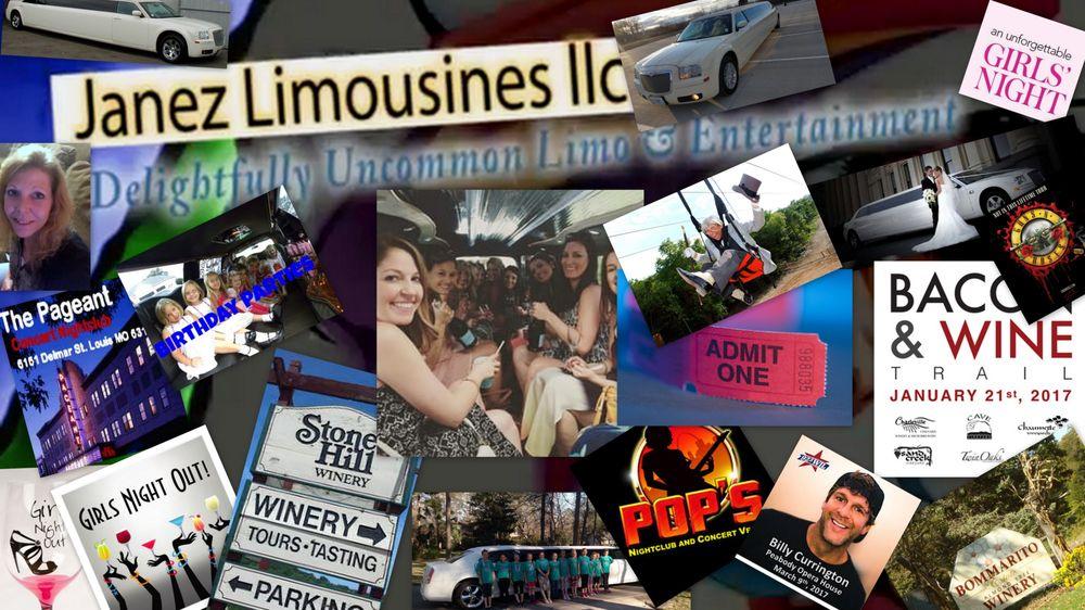 Jane'z Luxury Limo: Lake Saint Louis, MO