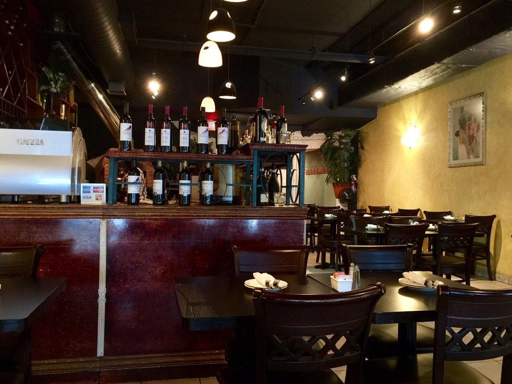 Oregano Italian Restaurant Richmond Hill