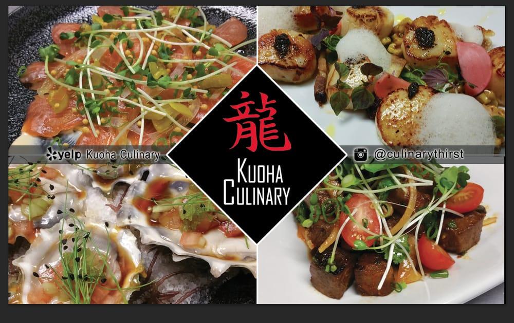 Kuoha Culinary: Honolulu, HI
