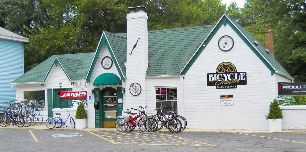 Bicycle Doctor: 1037 N 5th, Springfield, IL