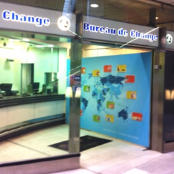 ICE International Currency Exchange CLOSED Currency Exchange