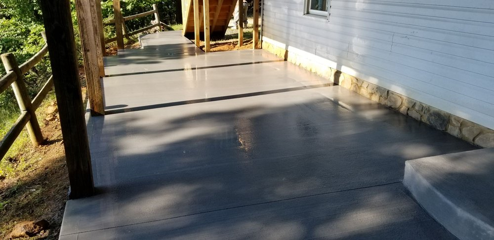 Gonzales Concrete: Roanoke, VA