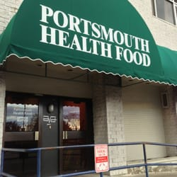 Photo Of Portsmouth Health Food   Portsmouth, NH, United States. Rear  Entrance.