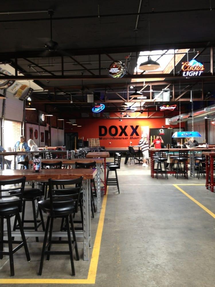 Doxx Warehouse Bar: 1219 5th St, Sioux City, IA