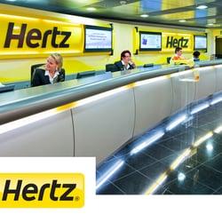 Hertz - Car Rental - Frankfurt Airport, Flughafen, Frankfurt ...