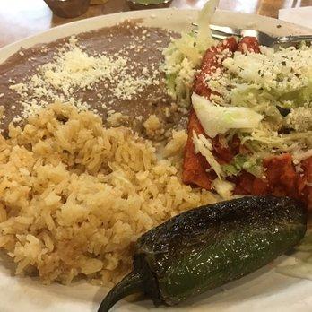 Antojitos Mexican Restaurant Yakima Wa Menu