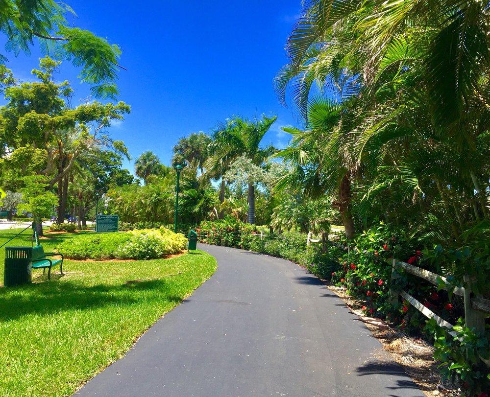 Don Soffer Exercise Trail