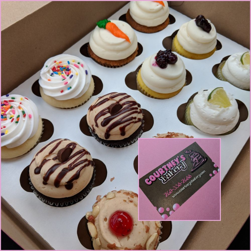 Courtney's Bakery: 7773 Coldwater Rd, Fort Wayne, IN