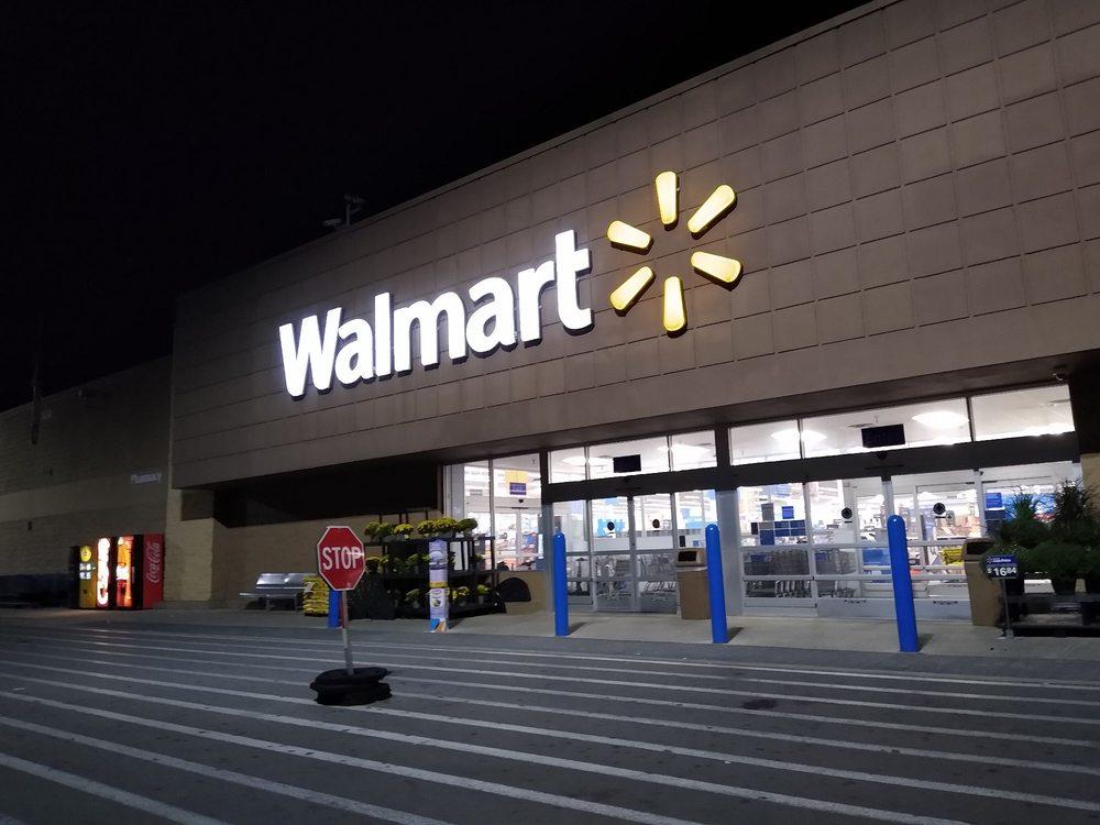 Walmart Supercenter: 1650 Edmonton Rd, Tompkinsville, KY