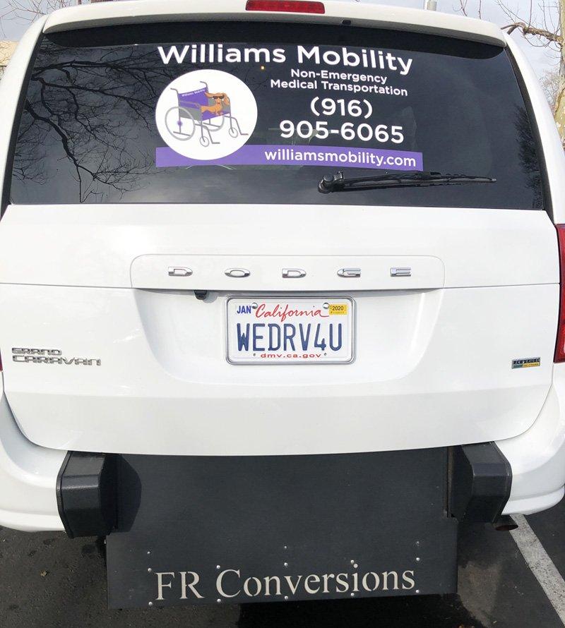 Williams Mobility: 5716 Folsom Blvd, Sacramento, CA