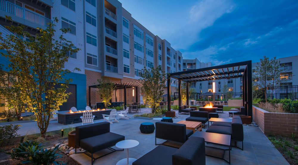 The Daley at Shady Grove Metro: 8010 Gramercy Blvd, Rockville, MD