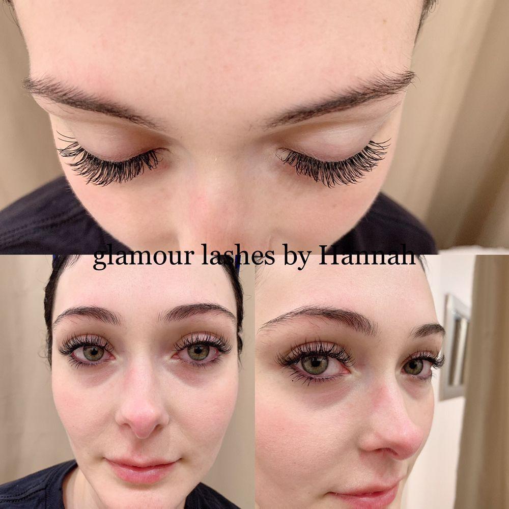 Glamour Lashes by Hannah: 4880 Beechnut St, Houston, TX