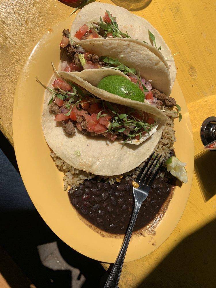 Food from Taco Boy - Charleston