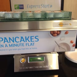 Photo Of Holiday Inn Express Plymouth Nc United States Automatic Pancake