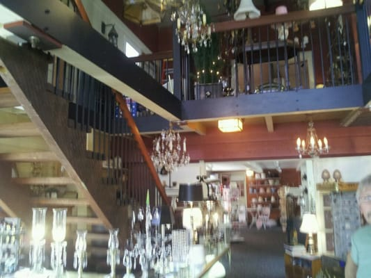 Homestead Lighting Antiques 163 E Wisconsin Ave Oconomowoc WI United S