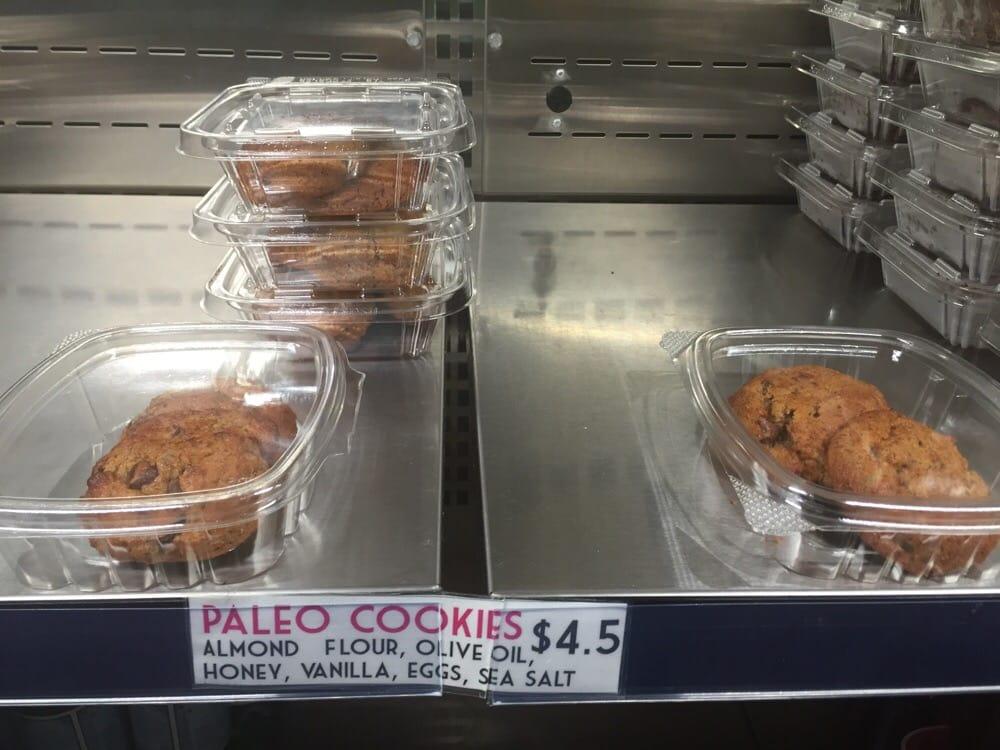 paleo cookies yelp