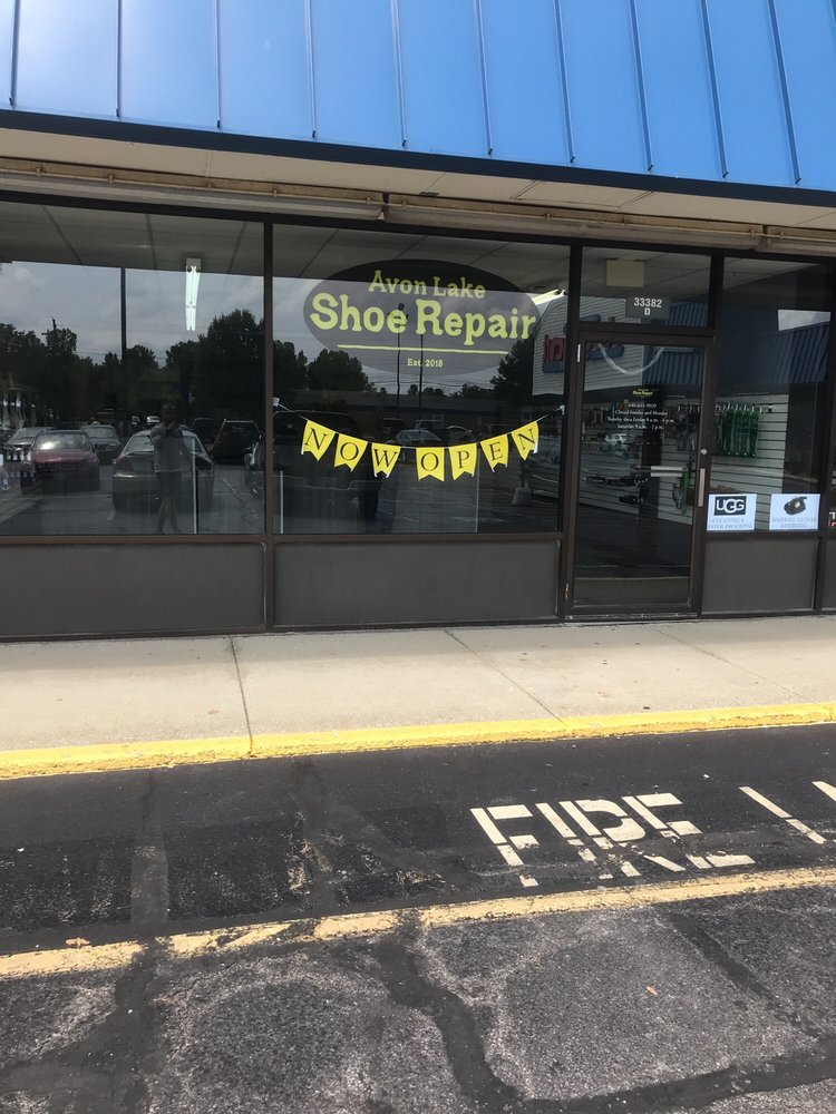 Avon Lake Shoe Repair: 33382 Walker Rd, Avon Lake, OH