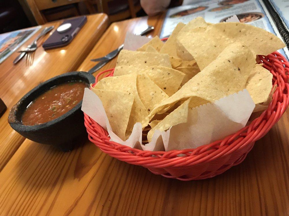 La Villa Mexican Restaurant: 7920 FM 1960 E, Humble, TX