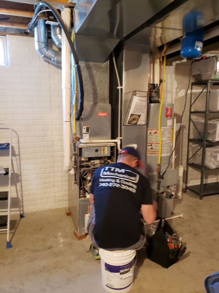 TTM Mechanical: 3383 Panhandle Rd, Delaware, OH