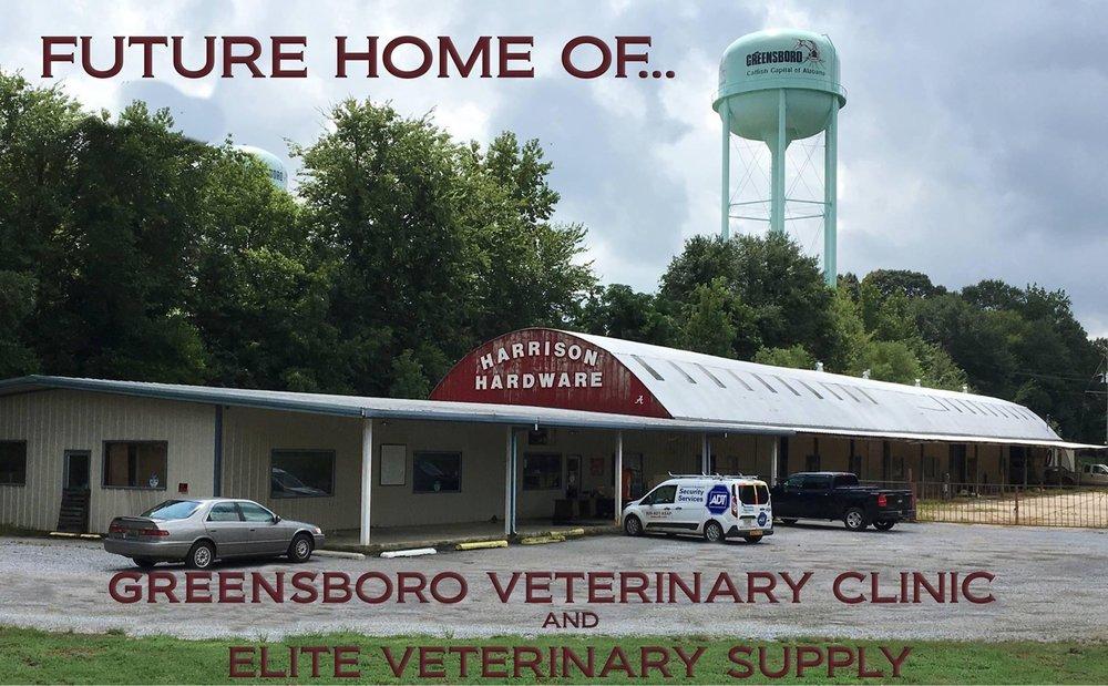 Greensboro Vet Clinic: 2201 State St, Greensboro, AL