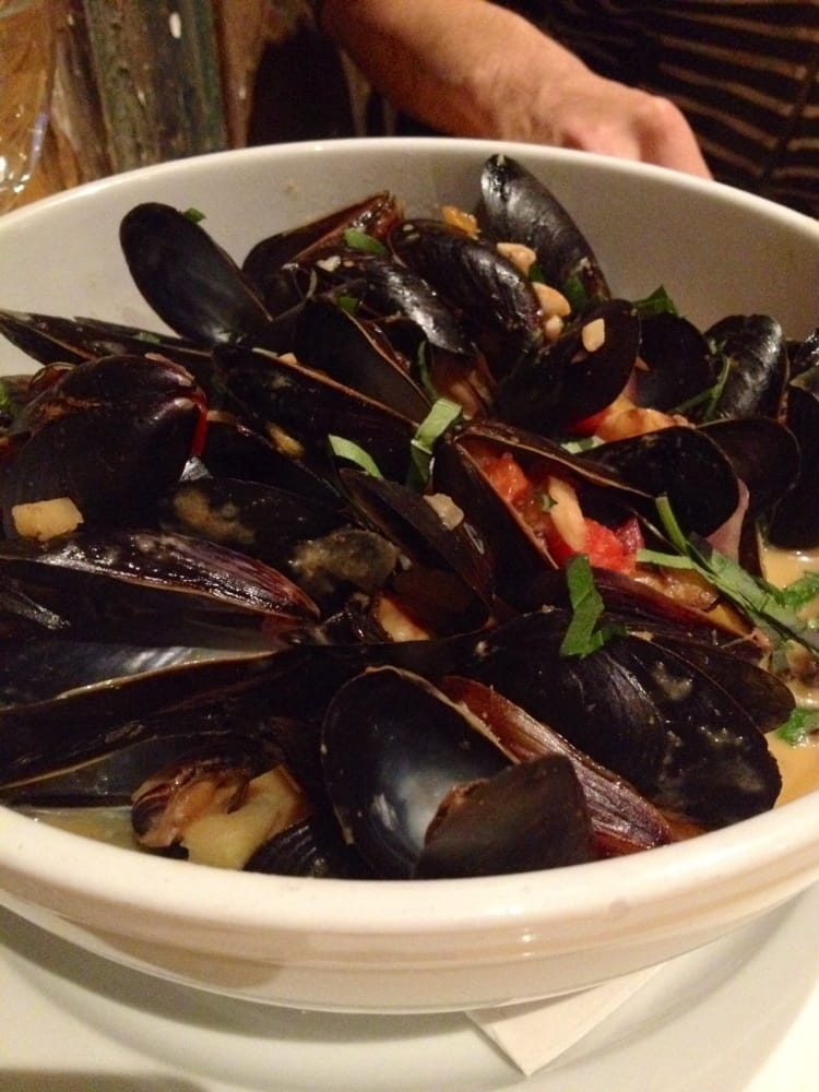 Thai Red Curry Mussels. - Yelp