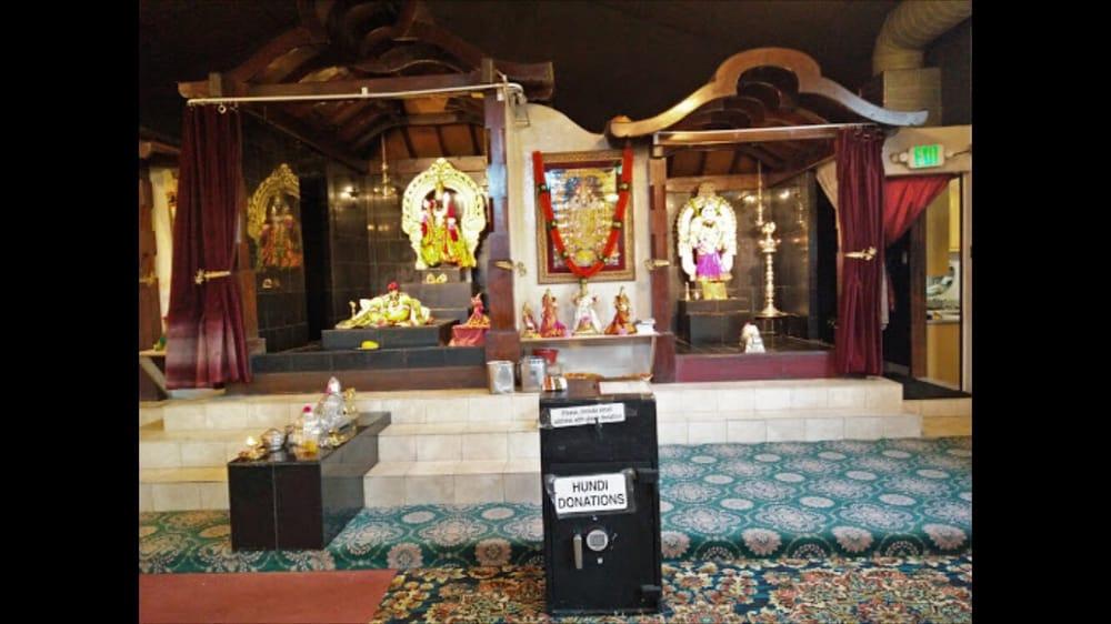 Shiva Murugan Temple: 1803 2nd St, Concord, CA