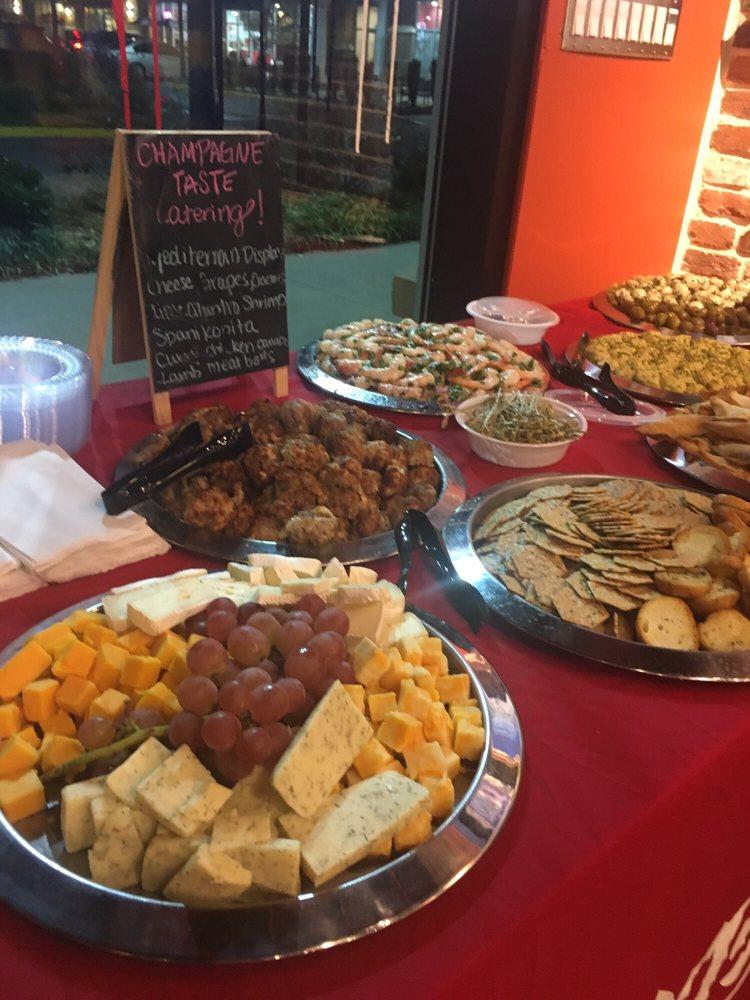 Champagne Taste Catering: Ashland, VA