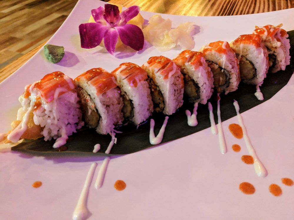 Yama Sushi Roll House: 401 Granby St, Norfolk, VA