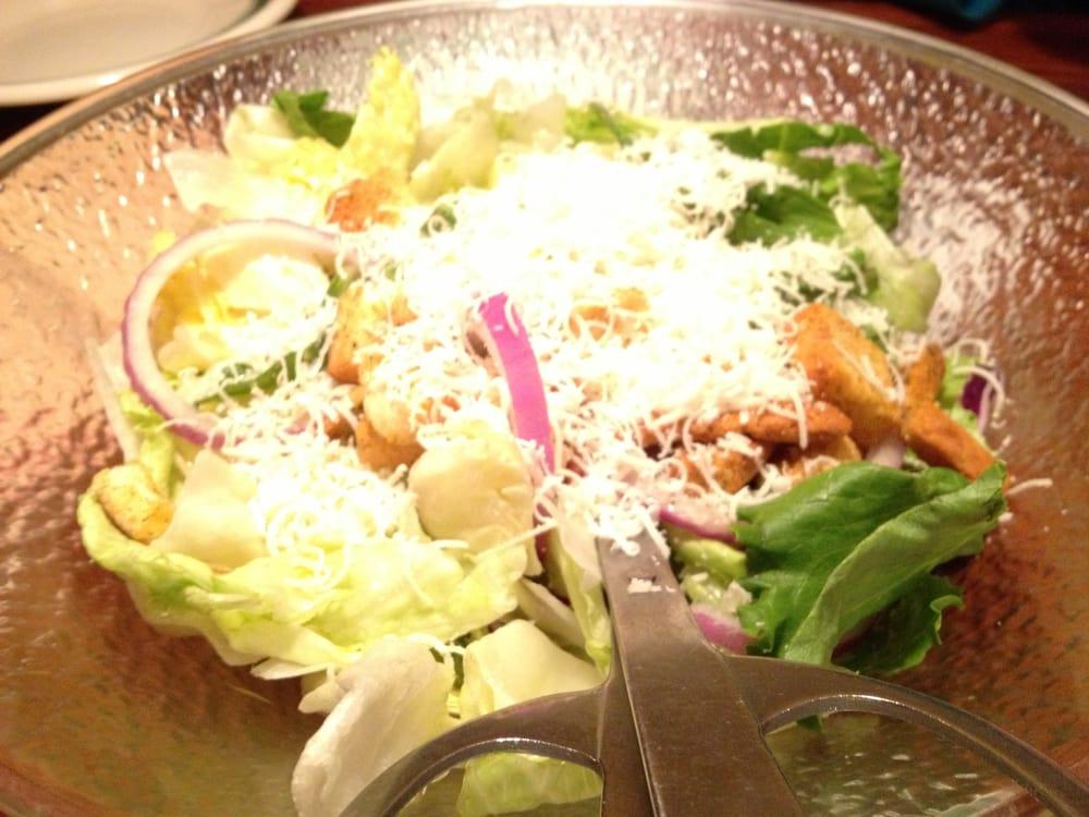 Garden Fresh Salad Yelp