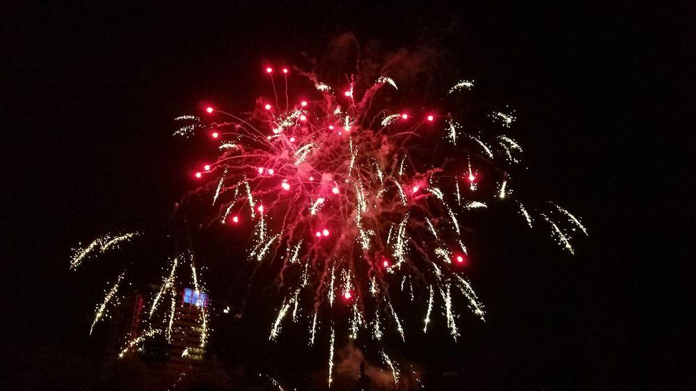 San Jose 4th of July Fireworks Celebration: 180 Woz Way, San Jose, CA