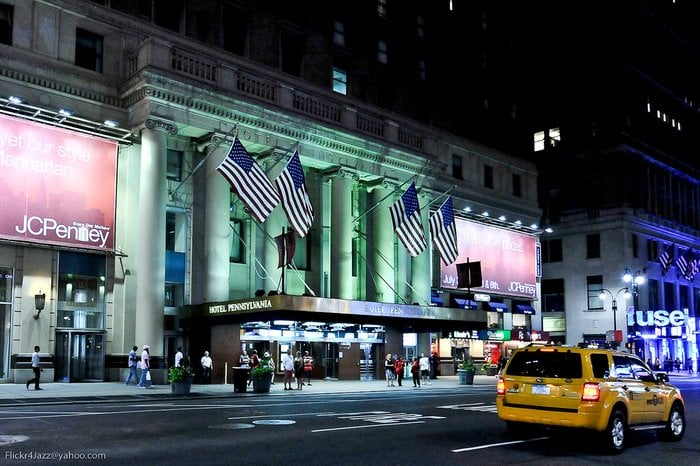 Avis Pennsylvania Hotel New York