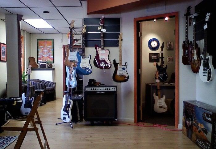 Danny's Guitar Shop