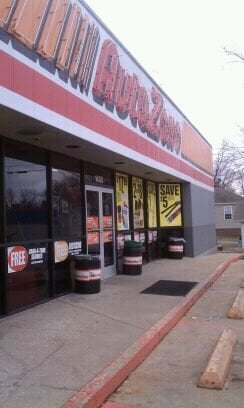AutoZone Auto Parts: 1400 Vandalia St, Collinsville, IL