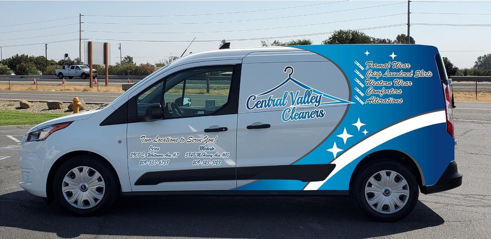 Central Valley Cleaners: 2908 E Whitmore Ave, Ceres, CA