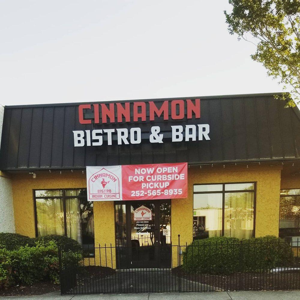 Cinnamon Bistro: 731 Red Banks Rd, Greenville, NC