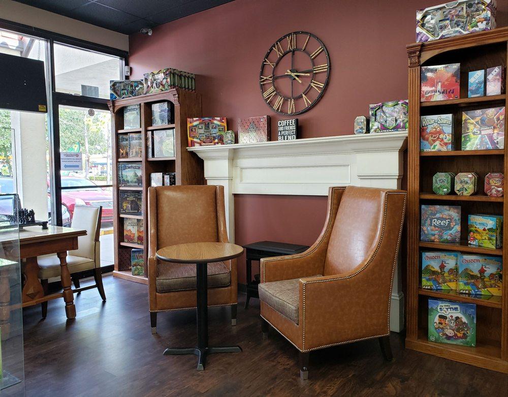 Java Game Haus: 11018 Old St Augustine Rd, Jacksonville, FL