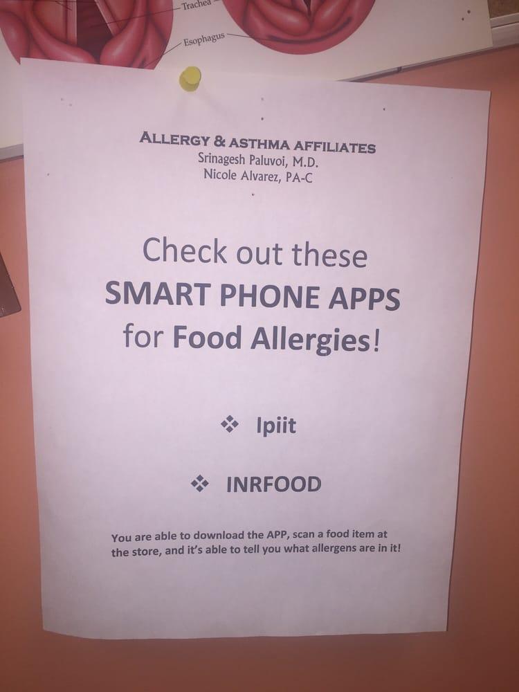 Allergy & Asthma Affiliates: 19415 Deerfield Ave, Leesburg, VA