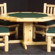 Wilderness Log Photo Of Viking Log Furniture   Saint Joseph, MN, United  States.
