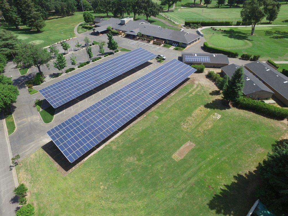 United Sun Energy: 2625 Aztec Dr, Chico, CA