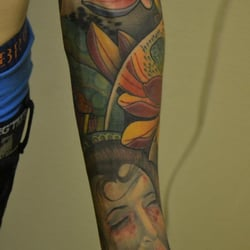 tatovering grunerløkka