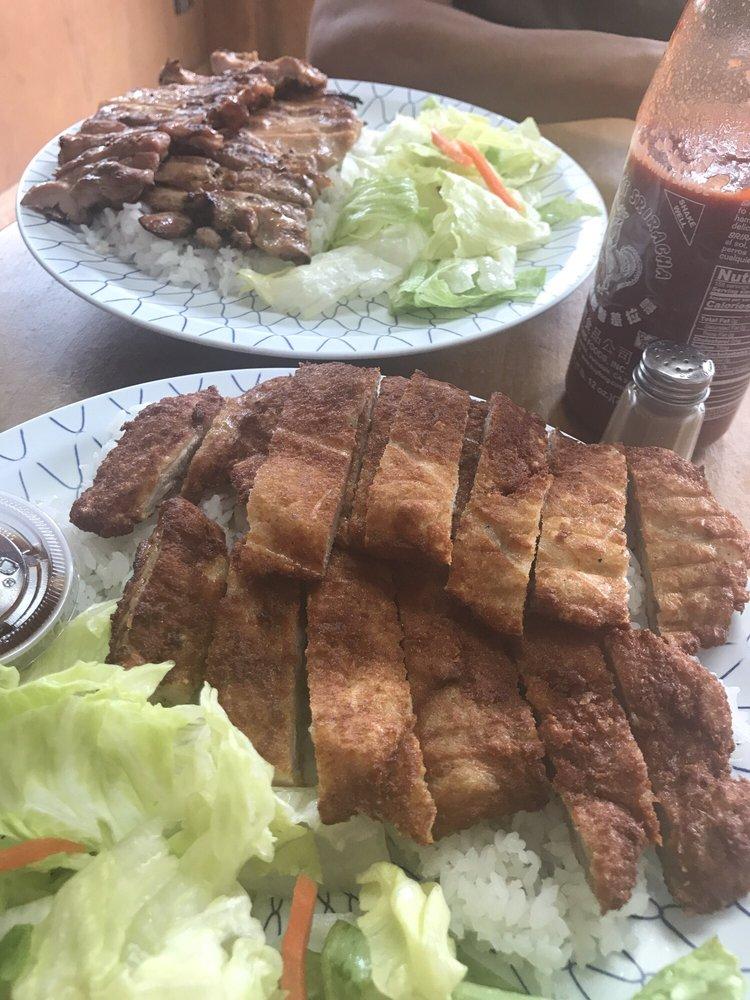 Food from Teriyaki 1st