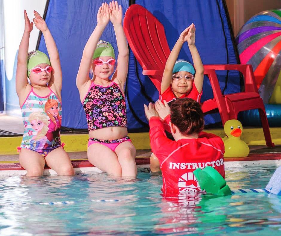 British Swim School - Paxton: 603 Pleasant St, Paxton, MA