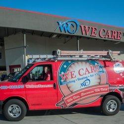 Photo Of We Care Plumbing Heating Air And Solar Murrieta Ca United States