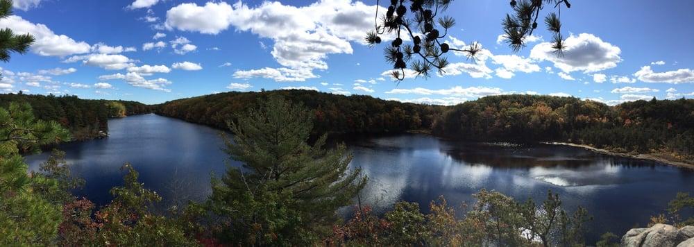 Long Pond Nature Area: Hopkinton, RI