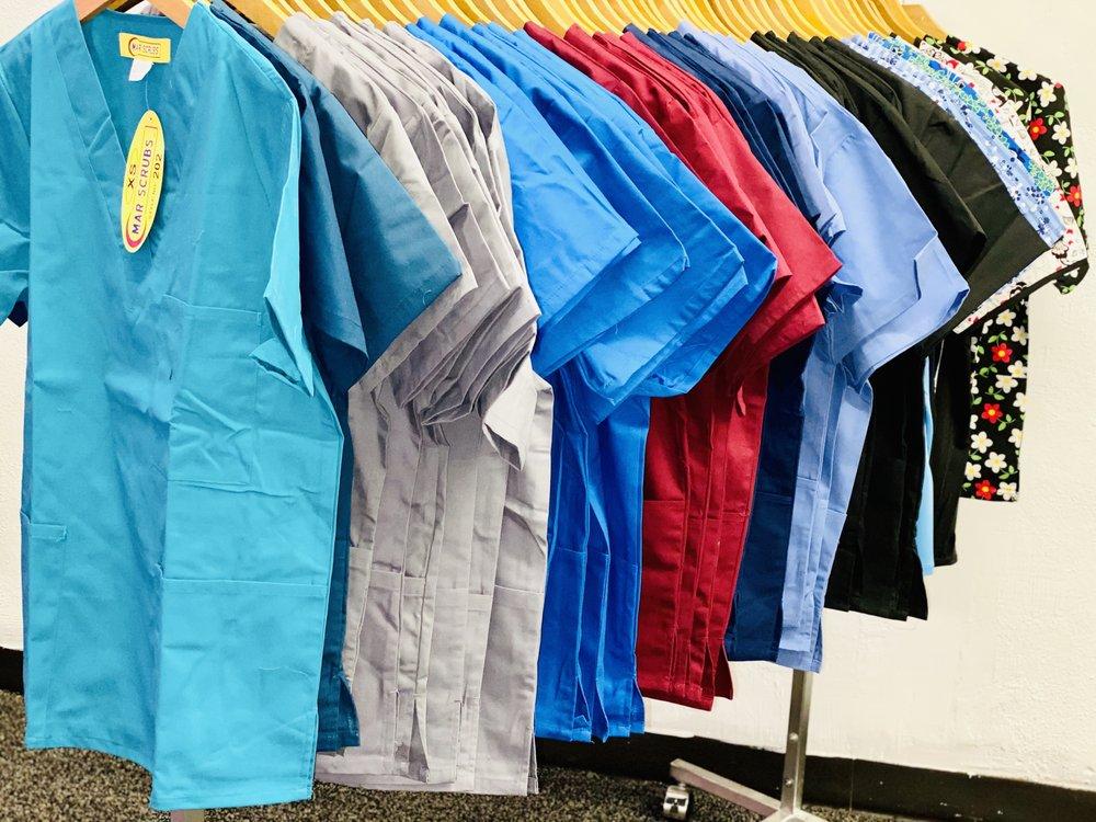 Bell Uniforms: 6656 Atlantic Ave, Bell Gardens, CA
