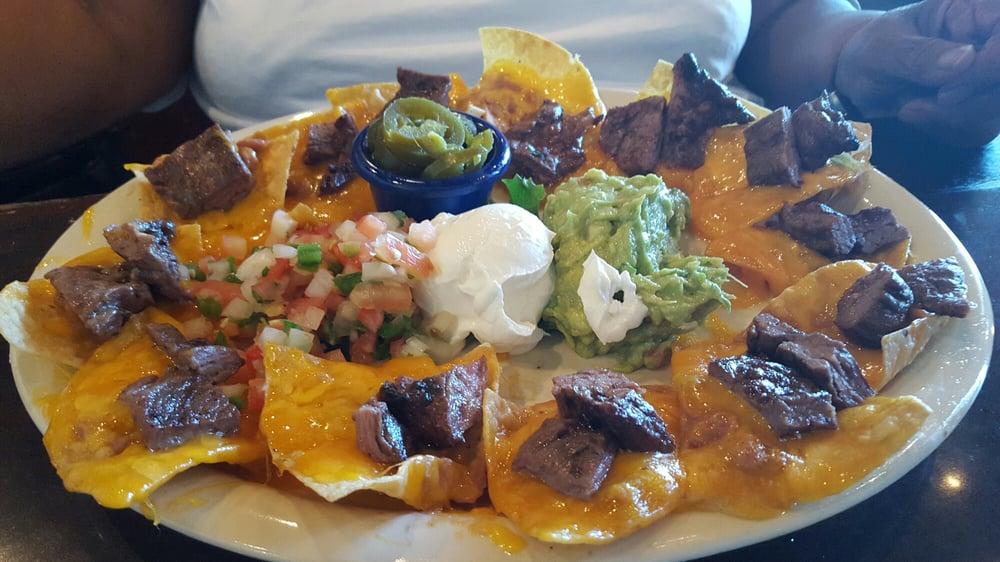 Beef fajita nachos - Yelp