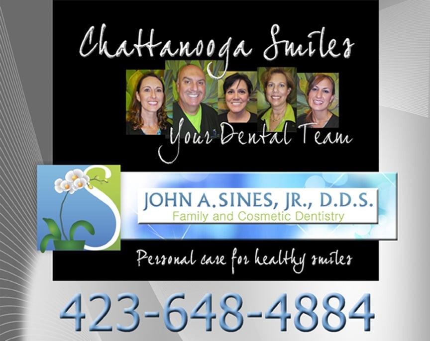 John A Sines, DDS: 9409 Apison Pike, Ooltewah, TN